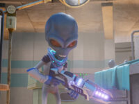 Find Out What Happened To Crypto-136 At Area 42 In Destroy All Humans!