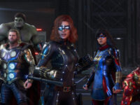 The Team Is Launching Into Action In Marvel's Avengers