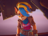 Tawna Is Joining In A New Way For Crash Bandicoot: It's About Time