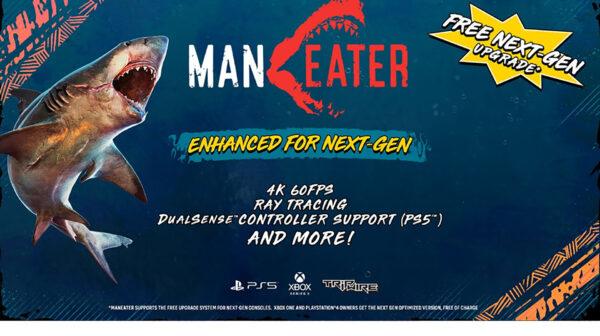 Maneater — Next-Gen