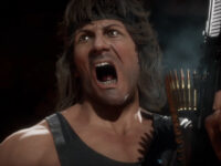 John Rambo Is Out On The Hunt In The Latest Gameplay For Mortal Kombat 11