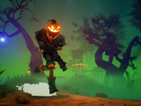 Pumpkin Jack Will Be Out Just In Time For Halloween