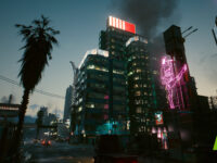 New Ray Tracing Gameplay Lights Up Cyberpunk 2077