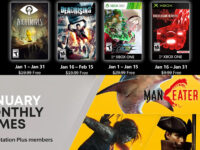 Free PlayStation & Xbox Video Games Coming January 2021