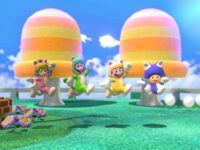 New Gameplay Bits Have Shown Up For Super Mario 3D World + Bowser's Fury