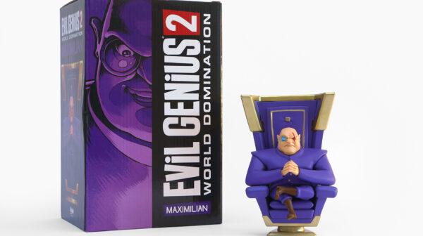 Evil Genius 2: World Domination — Collector's Edition