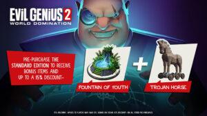 Evil Genius 2: World Domination — Pre-Order