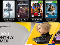 Free PlayStation & Xbox Video Games Coming March 2021