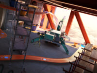 The Skyscraper Is Ready For Us To Defy Gravity In Hot Wheels Unleashed