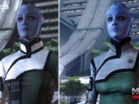 Here Is Just How Far Advanced The Mass Effect: Legendary Edition Is