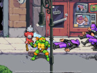 Teenage Mutant Ninja Turtles: Shredder's Revenge Flings New Gameplay & Platform