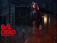 Cheryl Williams Looks To Be Heading Out Into Evil Dead: The Game