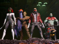 Marvel's Guardians Of The Galaxy Have Revealed Themselves During E3