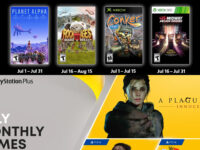 Free PlayStation & Xbox Video Games Coming July 2021