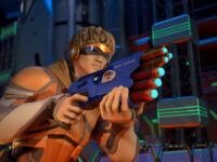 Get Ready To Load Up & Be One Of The Nerf: Legends