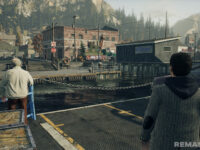 Wander About In Some New Gameplay For Alan Wake Remastered
