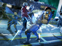 Explore More Of The Combat To Come In Marvel's Guardians Of The Galaxy