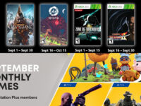 Free PlayStation & Xbox Video Games Coming September 2021